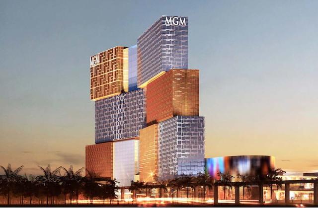 MGM・マカオ(MGM Macau)