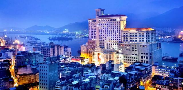 ソフィテル・マカオ・アット・ポンテ・16(Sofitel Macau At Ponte 16)