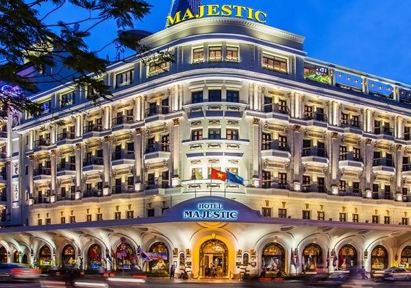 Hotel Majestic Saigon(マジェスティック・ホテルサイゴン)