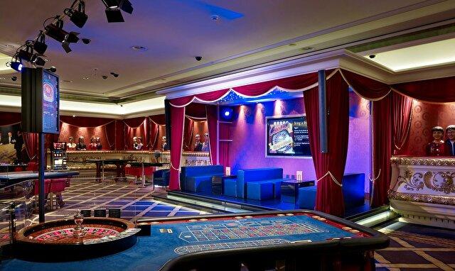 Casino Zurichsee
