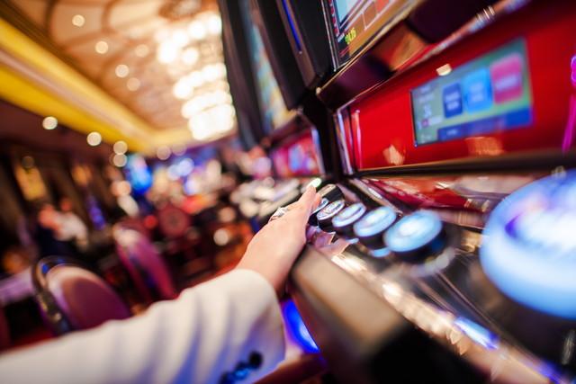 カジノをプレイする