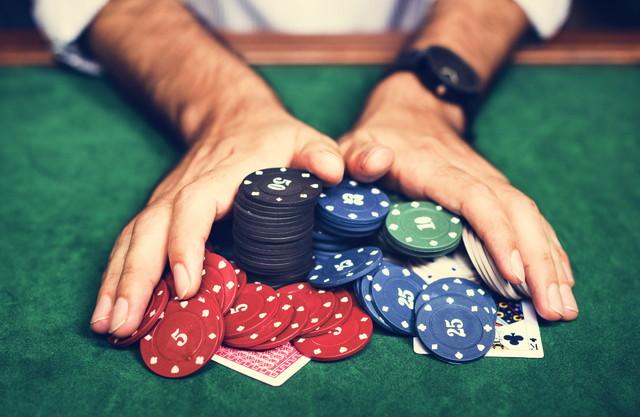 多様な大人のギャンブルシュート