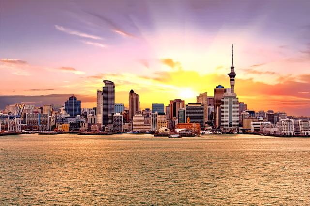 ニュージーランドの主要都市オークランド