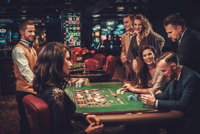 みんなでカジノ