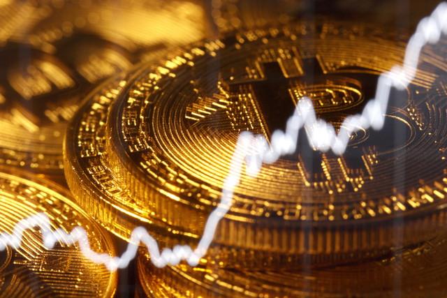 価値が変動する仮想通貨