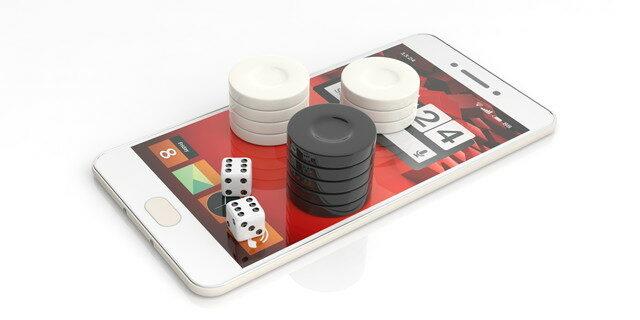 スマートフォンでカジノ