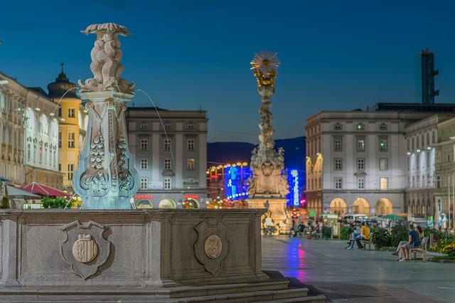 ウィーンの街