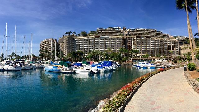 グランカナリア島 ホテル