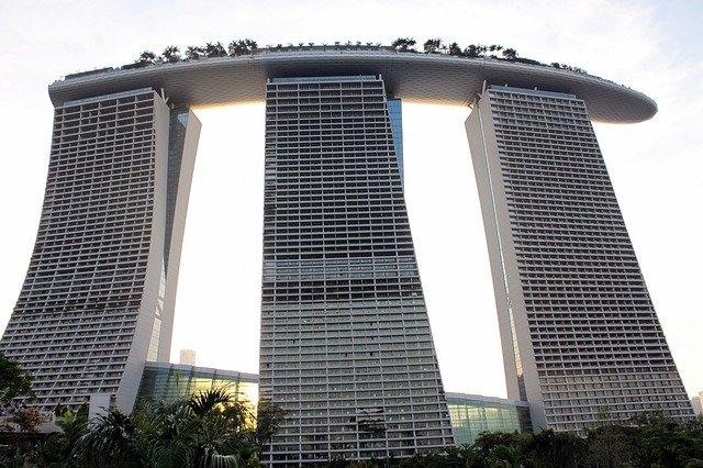 シンガポールのホテル