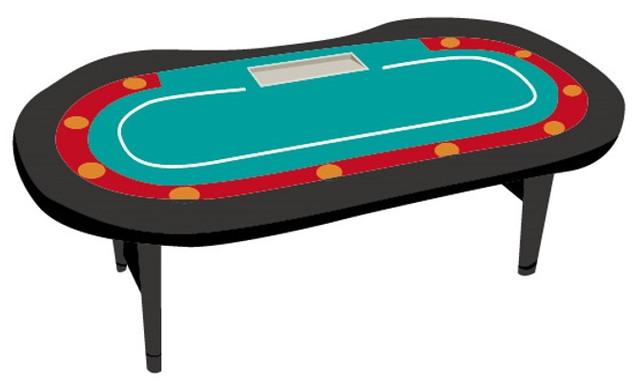 ポーカーテーブル