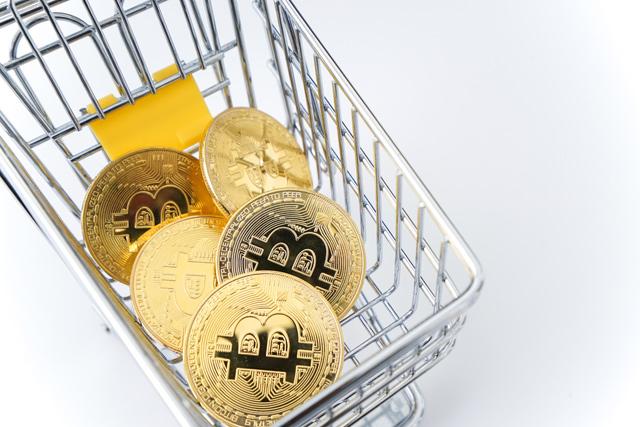 ビットコイン購入イメージ