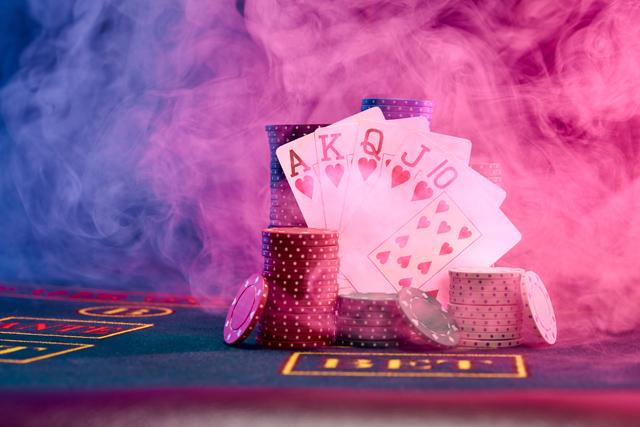 ポーカー イメージ
