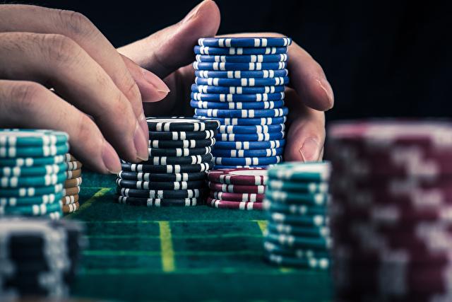 カジノのチップ