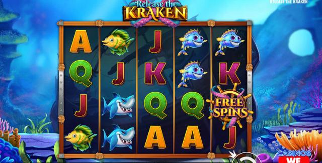 Release the Kraken(リリース・ザ・クラーケン)