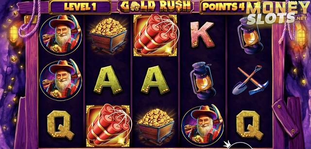 ゴールド・ラッシュ(Gold Rush)