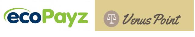 ヴィーナスとエコペイズのロゴ