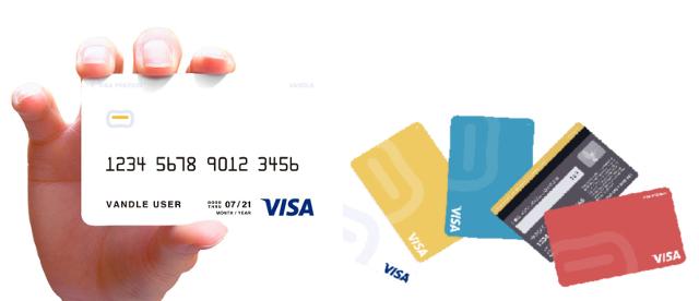 visaバンドルカード