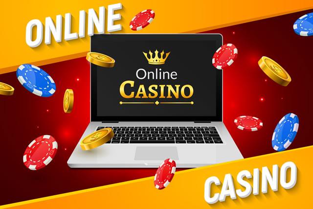 オンラインカジノのイラスト