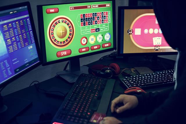 数種類のオンラインカジノ