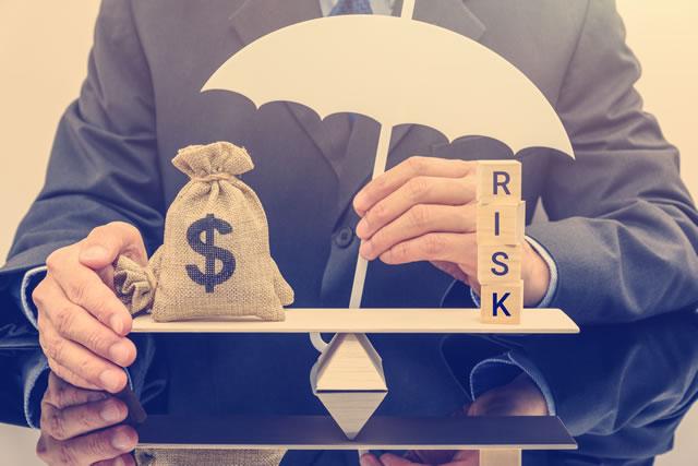 お金とリスクのバランス