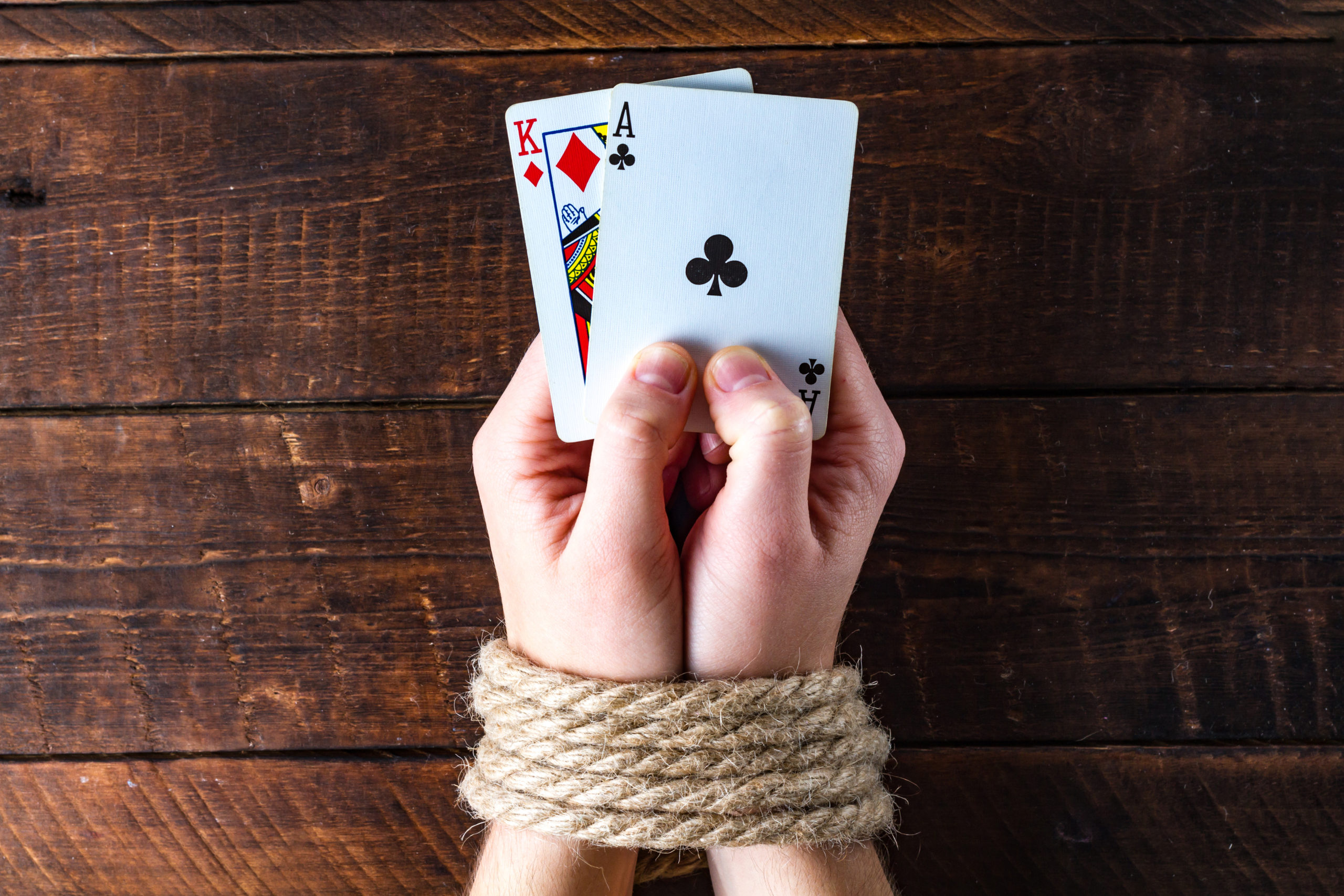 ギャンブル違法