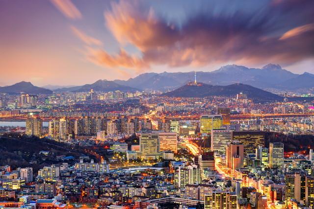 ソウルの景色