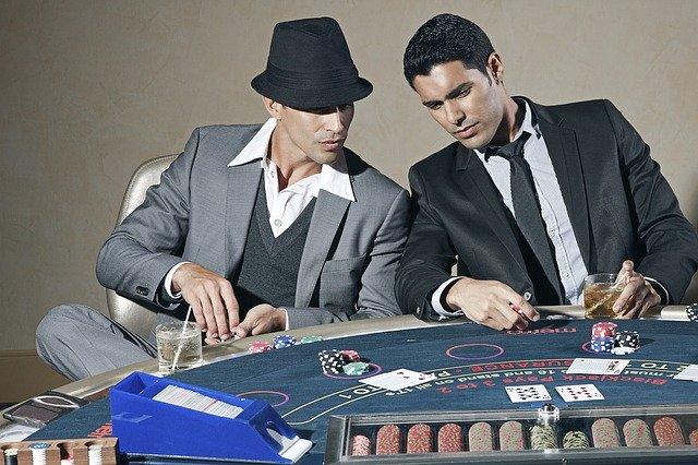 カジノ ドレスコード