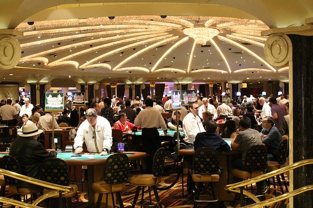 カジノ テーブル