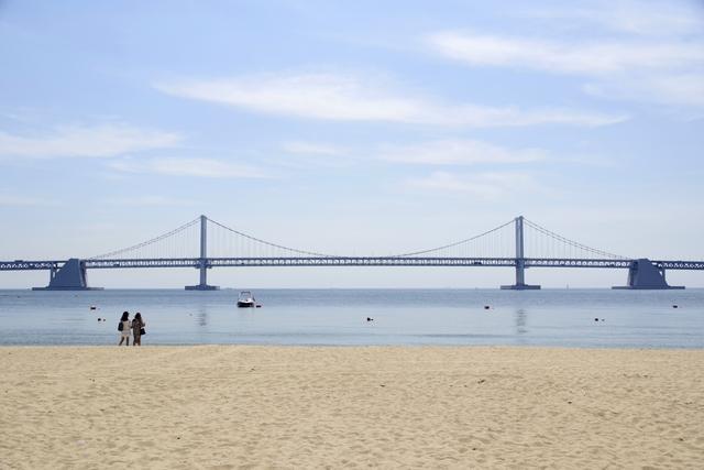 釜山ビーチ
