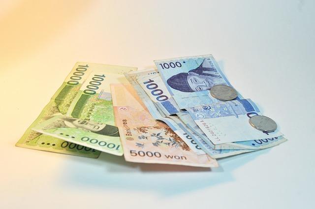 韓国通貨 ウォン