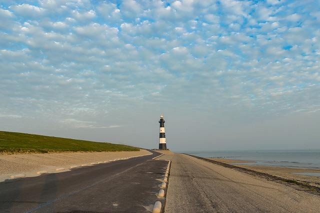 オランダ海岸