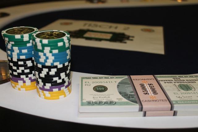 カジノ掛け金