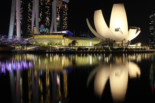 シンガポールマリーナベイカジノ